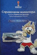 Guide Programm Kasan Confed Cup Russia 2017 mit Deutschland