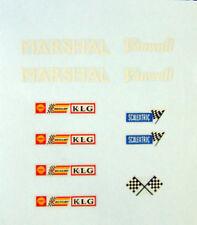Davvero utile RICAMBI REPRO Scalextric scivolo ad acqua RUD35 MARESCIALLO VANWALL KLG