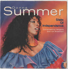 "Donna Summer - State Of Independence 7"" Single 1982"