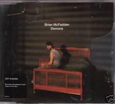 BRIAN McFADDEN - DEMONS/ HOLE  ex WESTLIFE  1st Solo Single (CD 2005) NEW