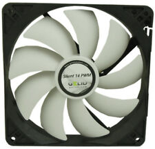 GELID Solutions Silent 14 PWM 140mm Case Fan 1200 Rpm, 126.65 CFM, 25.1 DBA