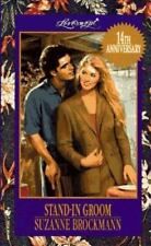 Loveswept: Stand-In Groom No. 840 by Suzanne Brockmann (1997, Paperback)