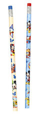 MICKEY MOUSE Roadster Racers PENCILS (8) ~ Birthday Party Supplies Stationery