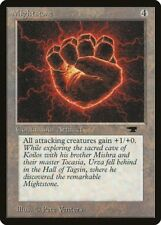 Mightstone Antiquities Heavily Pld Artifact Uncommon Reserved List Card Abugames