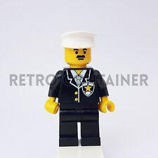 LEGO Minifigures - 1x cop002 - Policeman - Omino Minifig Police 6398 6597 10159