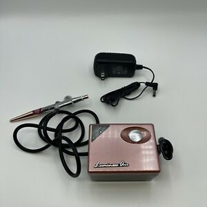 Luminess Legend Rose Gold/Black Airbrush System for tanning