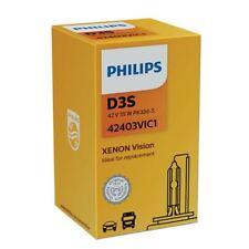 D3S Philips Vision 35W 42V Lampadine Fari Xeno 42403VIC1 (Single)