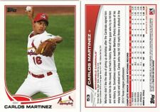 2013 Topps Pro Debut Pick Your Cards Finish Set
