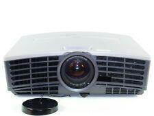 Mitsubishi XD490U DLP Projector Portable 3000 ANSI HD HDMI-Adapter 1080i Remote