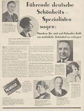 J1449 Sapone PALMOLIVE - Pubblicità grande formato - 1929 Old advertising