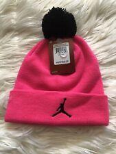 Origina Jordan Jumpman Beanie Hyper Pink Youth 8/20- NWT