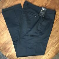 Nike Skateboarding Pants Dry Black Standard Fit Chino 937986-010 Mens Size 34