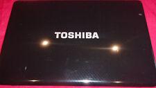 Coque écran devant+derrière pour Toshiba Satellite L670D toshiba K000099540