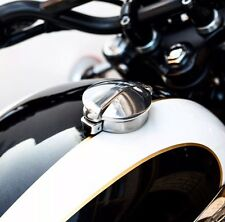 Monza Gas Cap Triumph Thruxton Bonneville Scrambler Street Twin T100 T120 Motone