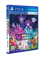 No Heroes Allowed! VR PlayStation PS4 PSVR 2017 Chinese English Factory Sealed