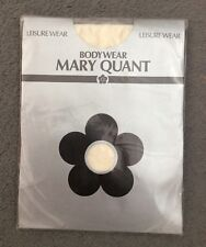 New And Unopened Mary Quant Ivory Lace Bodystocking