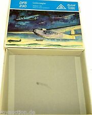 DFS 230 Cargo glider Roskopf 52 JUST THE EMPTY CARTON EMPTY BOX #HQ4 å