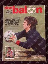 DON BALON 269 REAL SOCIEDAD ARCONADA-SPORTING GIJON-BARCELONA-AT.MADRID-ITALIA