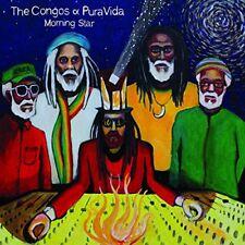The/Pure Vida Congos-Morning Star (180 G PURPLE-PINK-WHITE) VINYL LP NEUF