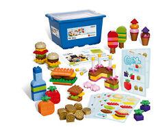 LEGO Cafe einkaufen Restaurant Kiga education Spezialelemente kreativ 5004