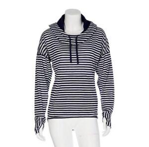 AVON Ladies Activewear Cowl Neck Hoodie Size Medium 12-14. New
