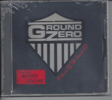 "GROUND ZERO  ""Future Of The Funk""  NEW SEALED RAP CD  (Featuring Bootsy Collins)"