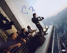 Christopher Nolan Signed Batman 16x20 Photo Photograph PSA/DNA Auto Autograph