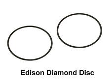 Edison Diamond Disc Reproducer Diaphragm Gaskets ONLY