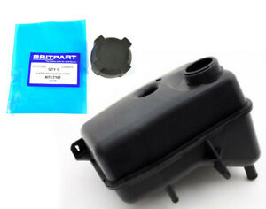 LAND ROVER DISCOVERY 1 COOLANT OVERFLOW RESERVOIR BOTTLE TANK & CAP PCF101590