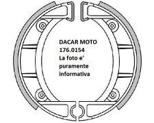 176.0154 ZAPATAS DEL FRENO FRENO D.115X20 SIN MUELLES POLINI MALAGUTI FIFTY 50