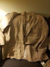 NWT - Goodfellow Khaki Casual Men's Blazer - 2XB