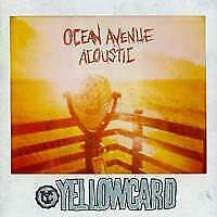 "New Music Yellowcard ""Ocean Avenue Acoustic"" CD"