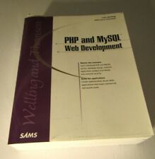 Php and MySql Web Development by Luke Welling and Laura Thomson (2001) with Cd