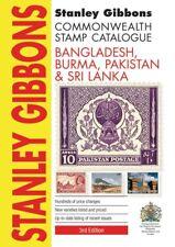 STANLEY GIBBONS STAMP CATALOGUE - BANGLADESH, BURMA, PAKISTAN & SRI LANKA 3rd ed