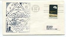 1969 In Support of Apollo 12 Cape Canaveral Florida Space Cover