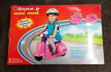 Razor Jr. Mini Mod Electric Scooter, Color Varies - New / Sealed