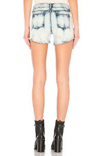 Rag & Bone / Jean Cut off Denim Shorts Bleach Blue Sz 26 W190k273ble