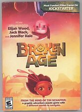 Broken Age PC/Mac   *new,Sealed*