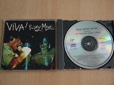 Roxy Music - Viva live!!