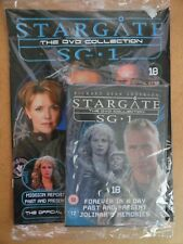 DVD COLLECTION STARGATE SG 1 PART 18 + MAGAZINE - NEW SEALED IN ORIGINAL WRAPPER