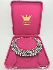 ROYALTY DIAMOND CHOKER NECKLACE, INSPIRED BY DUCHESS PRINCESS KATE