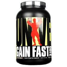 Universal Nutrition GAIN FAST 3100 Protein Mass Weight Gainer 5.1 lb CHOCOLATE