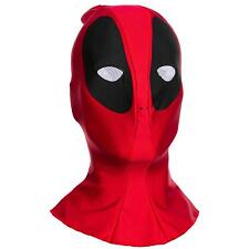 Deadpool Mask - With Mesh Eyes