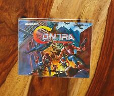 Contra Force Manual Only with protective bag Nintendo NES Very Good