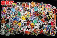 100pcs Sticker Motor Graffiti Vinyl Car Skate Skateboard Laptop Luggage Decal