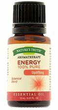 Nature's Truth Aromatherapy Energy Pure Essential Oil 0.51 Oz