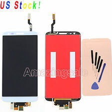 White For LG Optimus G2 VS980 LCD Screen Display Touch Digitizer Assembly USA