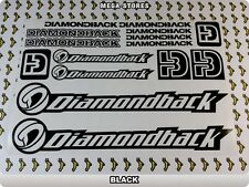 DIAMONDBACK Stickers Decals Bicycles Bikes Cycles Frames Forks Mountain BMX 57C