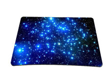 Silent Monsters Gaming und Office Mauspad 24 x 20 cm, Mousepad Design: space