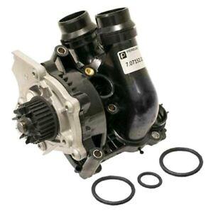 Pierburg Water Pump & Thermostat 7.07152.08.0 fits Volkswagen Golf 2.0 GTI Mk...